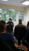 Wycieczka dydaktyczna Technikum Rolniczego z Zespołu Szkół Niepublicznych w Gąsa