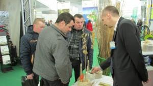 Zadanie 1.6 na targach w Kielcach