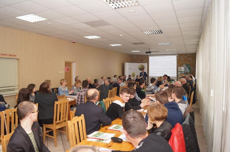 Konferencja w Szepietowie
