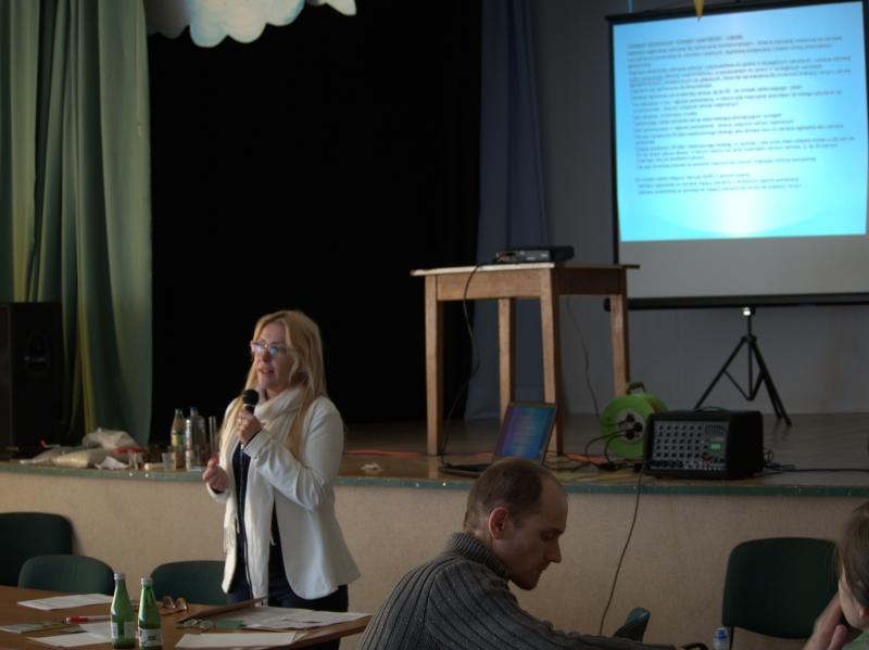 Seminarium dla rolników ekologicznych w Pokrzydowie