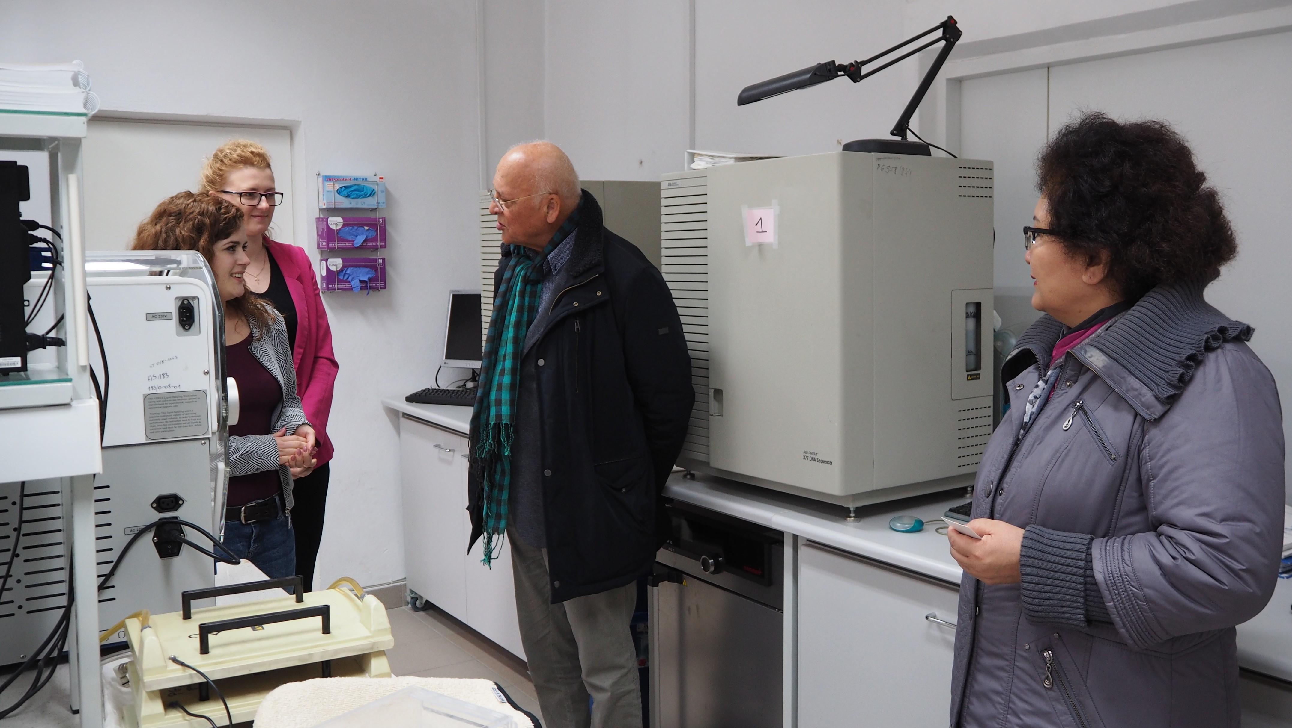 Wizyta naukowa przedstawicielki Uniwersytetu Przyrodniczego w Ułan Bator, 19-28 kwietnia 2017r.