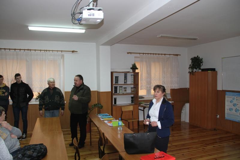 Naukowcy IHAR-PIB w ZSCKR w Studzieńcu